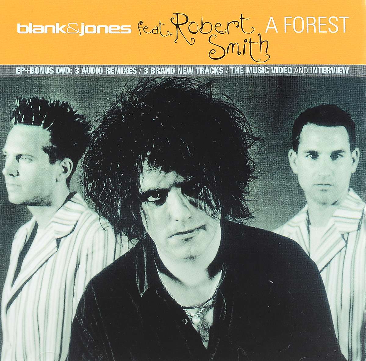 Zakazat.ru Blank & Jones. A Forest (CD + DVD)