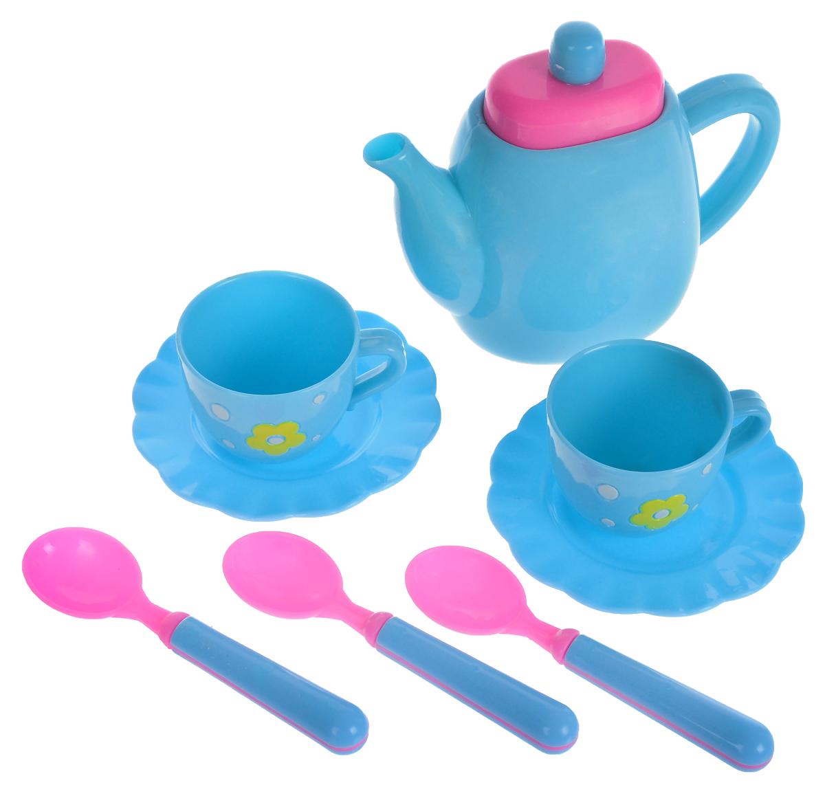 Ami&Co Игровой набор Чайная посуда 50331 игрушечная посуда veld co игрушечная посуда