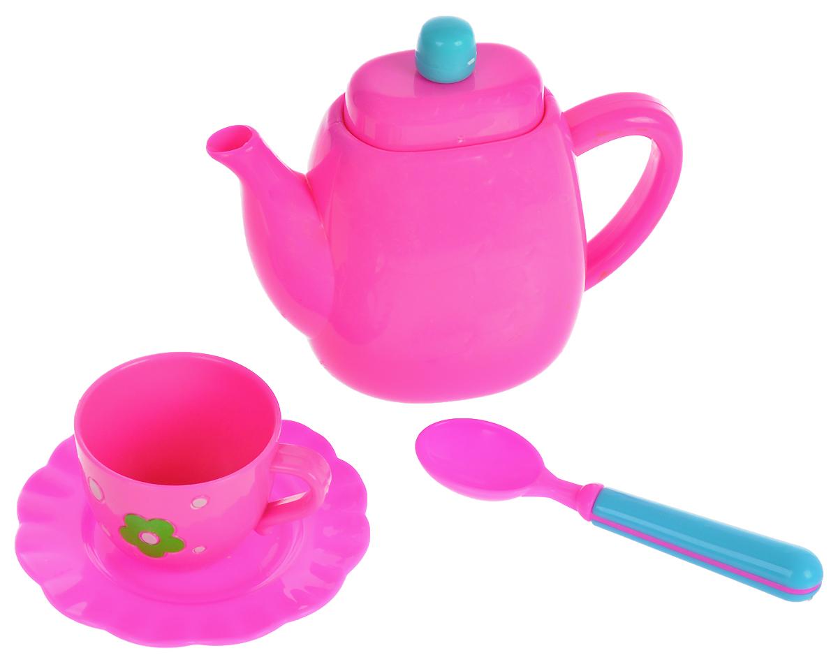 Ami&Co Игровой набор Чайная посуда 50330 ролевые игры игруша игровой набор продукты i793595