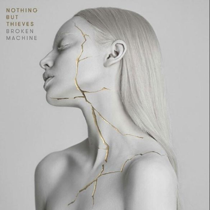 Nothing But Thieves Nothing But Thieves. Broken Machine (LP) nothing but thieves amsterdam