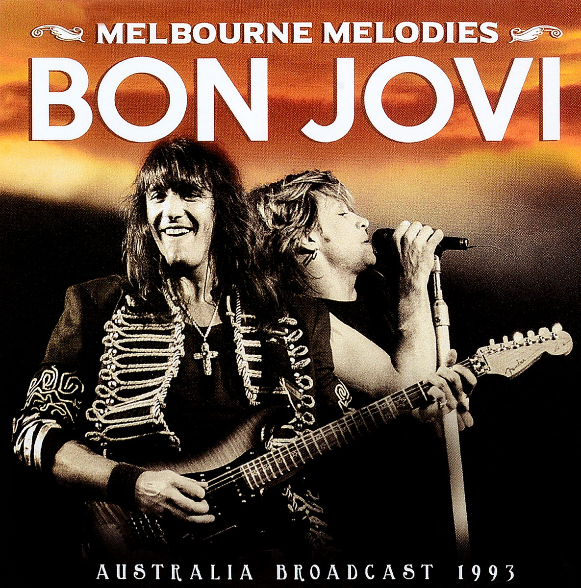 Джон Бон Джови Bon Jovi. Melbourne Melodies andy grammer melbourne
