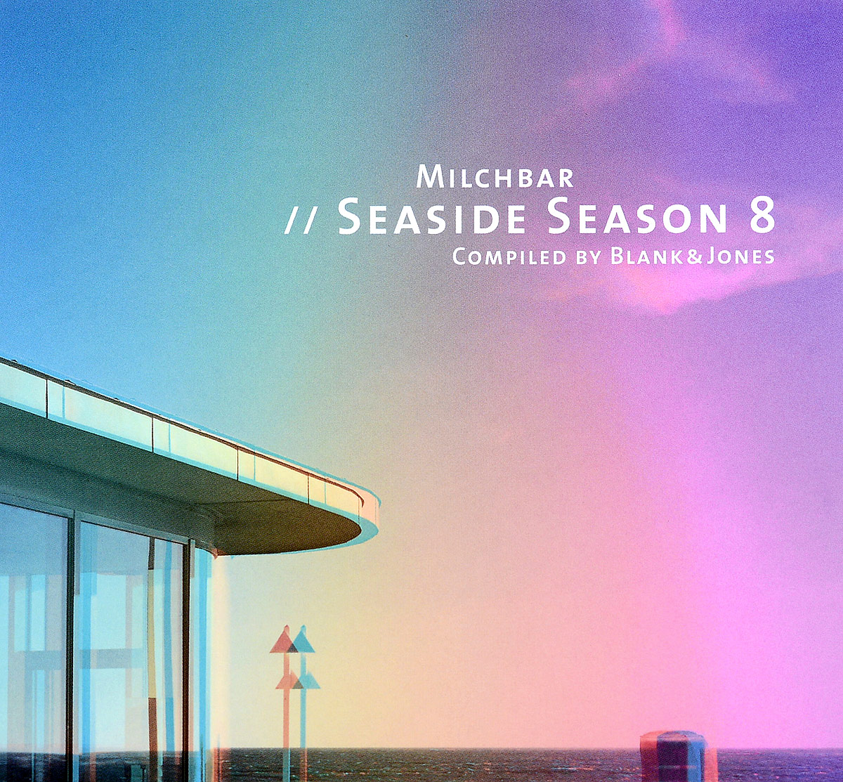 Zakazat.ru Blank & Jones. Milchbar 8 Seaside Season
