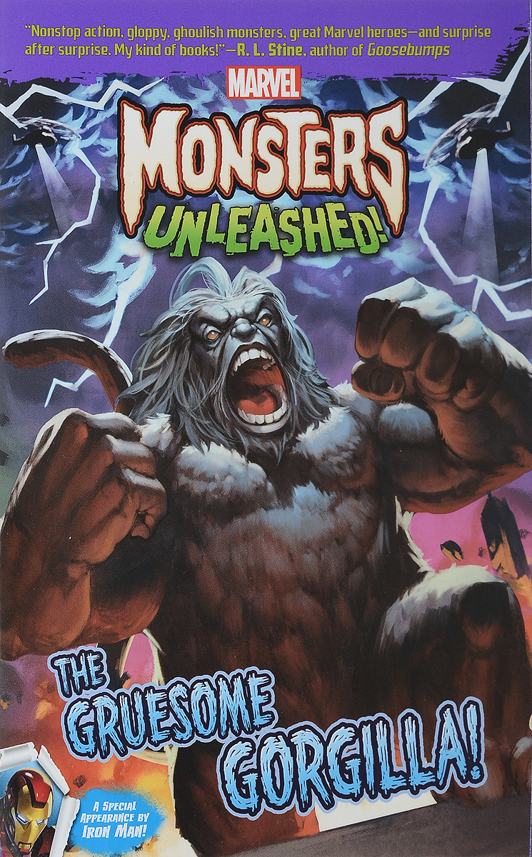 Monsters Unleashed: The Gruesome Gorgilla!
