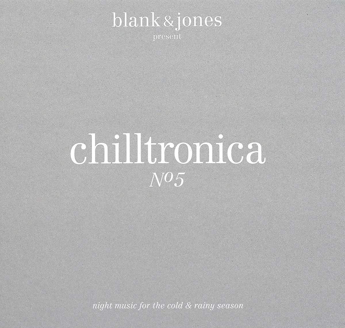 Zakazat.ru Blank & Jones. Chilltronica No.5