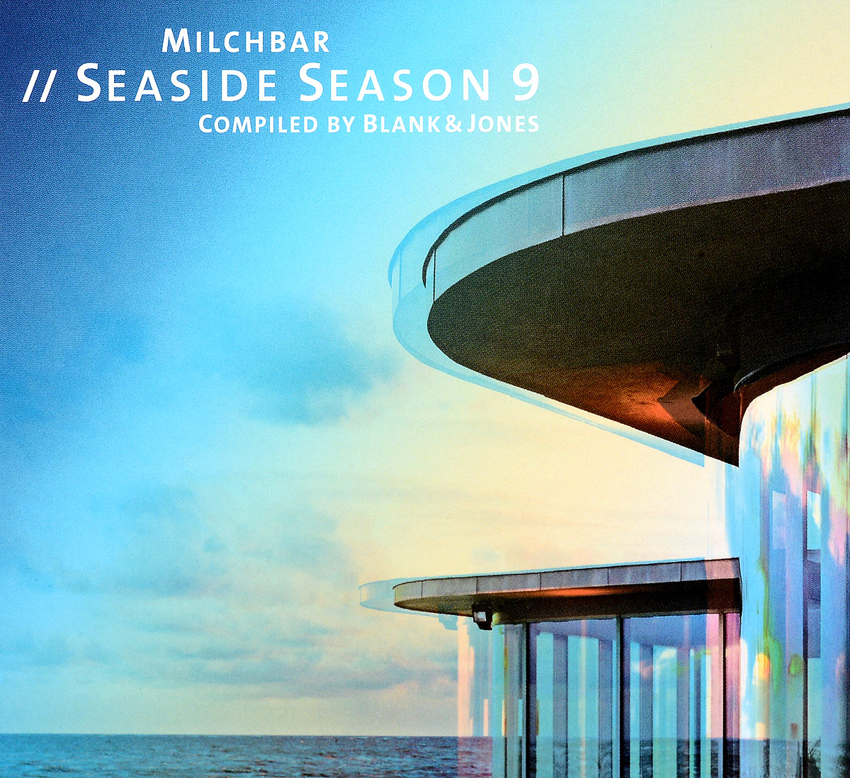 Zakazat.ru Blank & Jones. Milchbar 9 Seaside Season