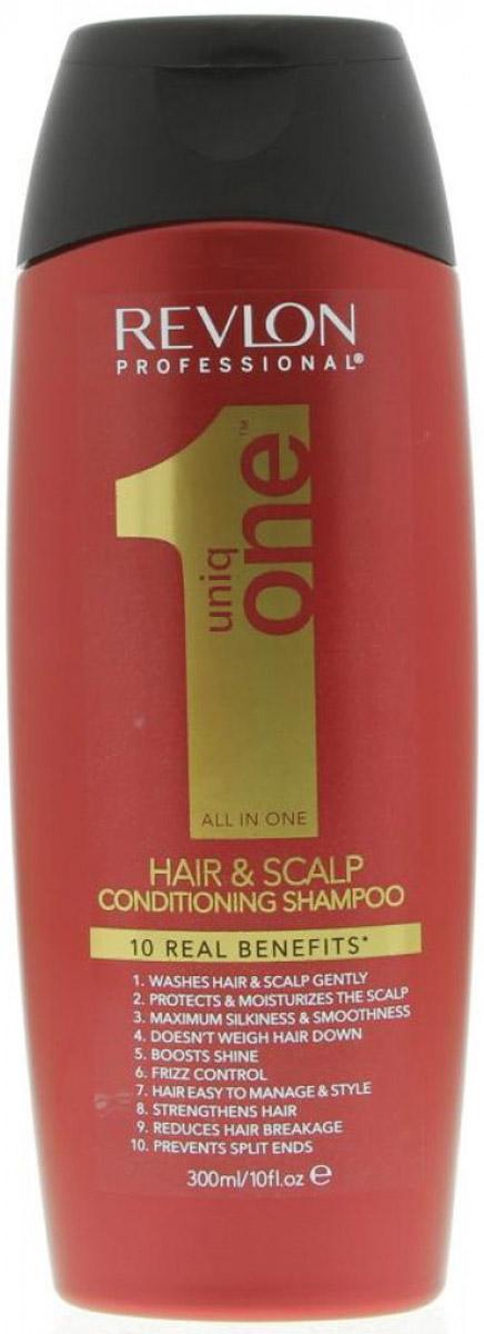 Uniq One Шампунь-кондиционер для волос, 300 мл7208745000Uniq One Conditioning Shampoo Шампунь-кондиционер - уникальное средство сочетает в себе сразу10 главных свойств, благодаря которым волосы за минимальное время станут невероятносильными и здоровыми. Средство оказывает очищающий, увлажняющий и кондиционирующийуход не только на волосы, но и на кожу головы. При регулярном применении шампуня- кондиционера Uniq One волосы становятся невероятно мягкими и шелковистыми, приобретаютвеликолепный здоровый блеск и восхитительное сияние. При использовании средстваустраняется пушистость волос, их спутывание, облегчается расчёсывание. Позади остаётся ипроблема секущихся кончиков. Волосы становятся крепкими, сильными и защищёнными отвоздействия окружающей среды. Шампунь-кондиционер гарантирует получение максимального эффекта при минимальных усилияхи за короткое время.Уважаемые клиенты! Обращаем ваше внимание на то, что упаковка может иметь несколько видовдизайна.Поставка осуществляется в зависимости от наличия на складе.