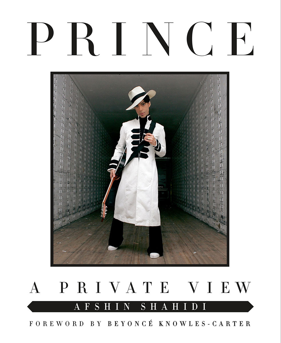 Prince: A Private View a private view