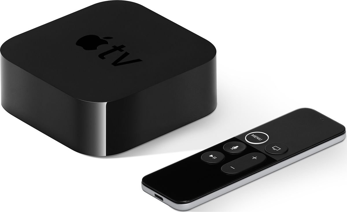 Apple TV 32GB, Black медиаплеер (MR912RS/A)