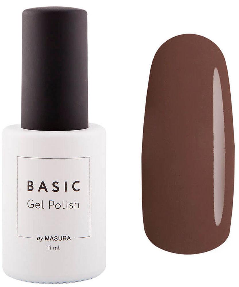Masura Гель-лак Basic Молочный Шоколад, 11 мл294-369SЦвет молочного шоколада, теплый коричневый, эмалевый, плотный.Как ухаживать за ногтями: советы эксперта. Статья OZON Гид