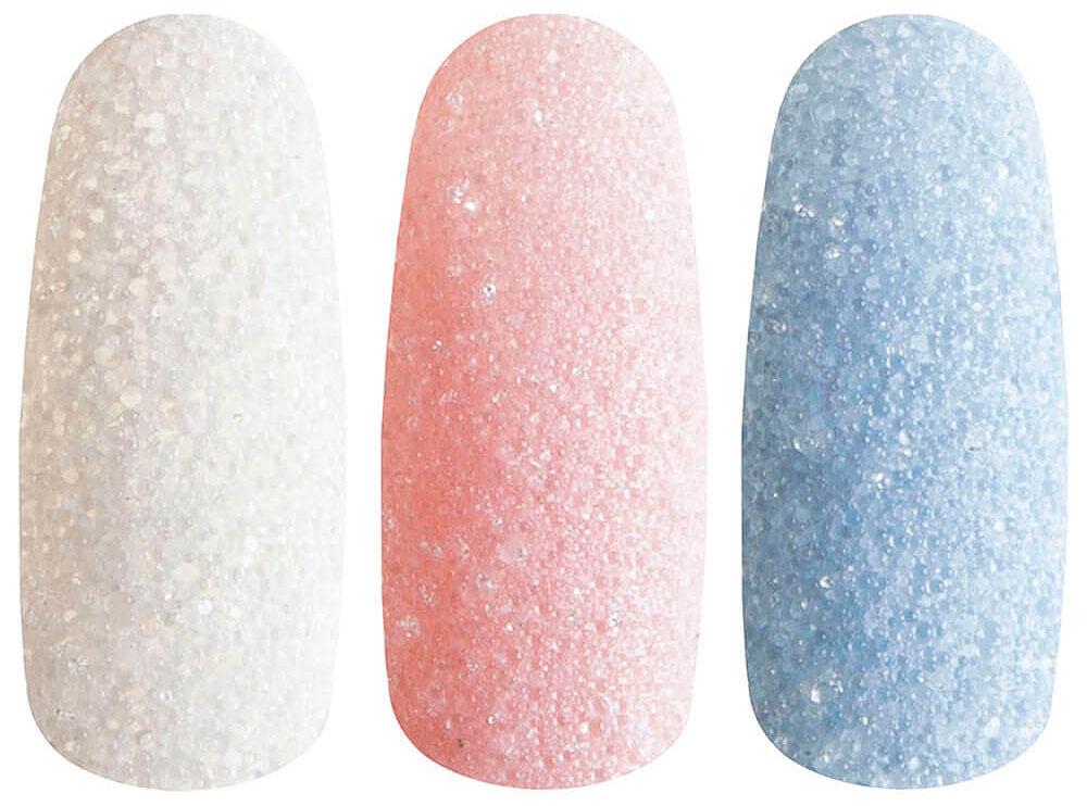 MasuraБлестки для дизайна ногтей «Светоотражающий сахар», 4,5 г Masura