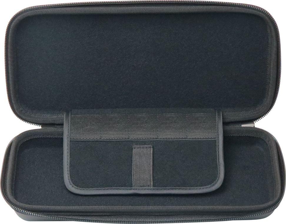 Hori защитный чехол Nintendo Switch (NSW-038U)HR16Официально лицензируется NintendoПрочный чехол для переноски NintendoДержит карты коммутаторов и аксессуарыВысококачественные материалы и исполнениеМягкая внутренняя защитная поверхность от царапин и износа