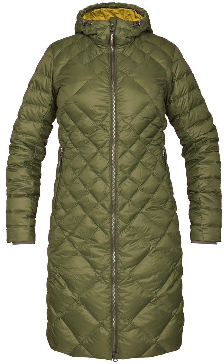 Купить Пальто женское Red Fox, цвет: хаки. 1044932. Размер XS (42)
