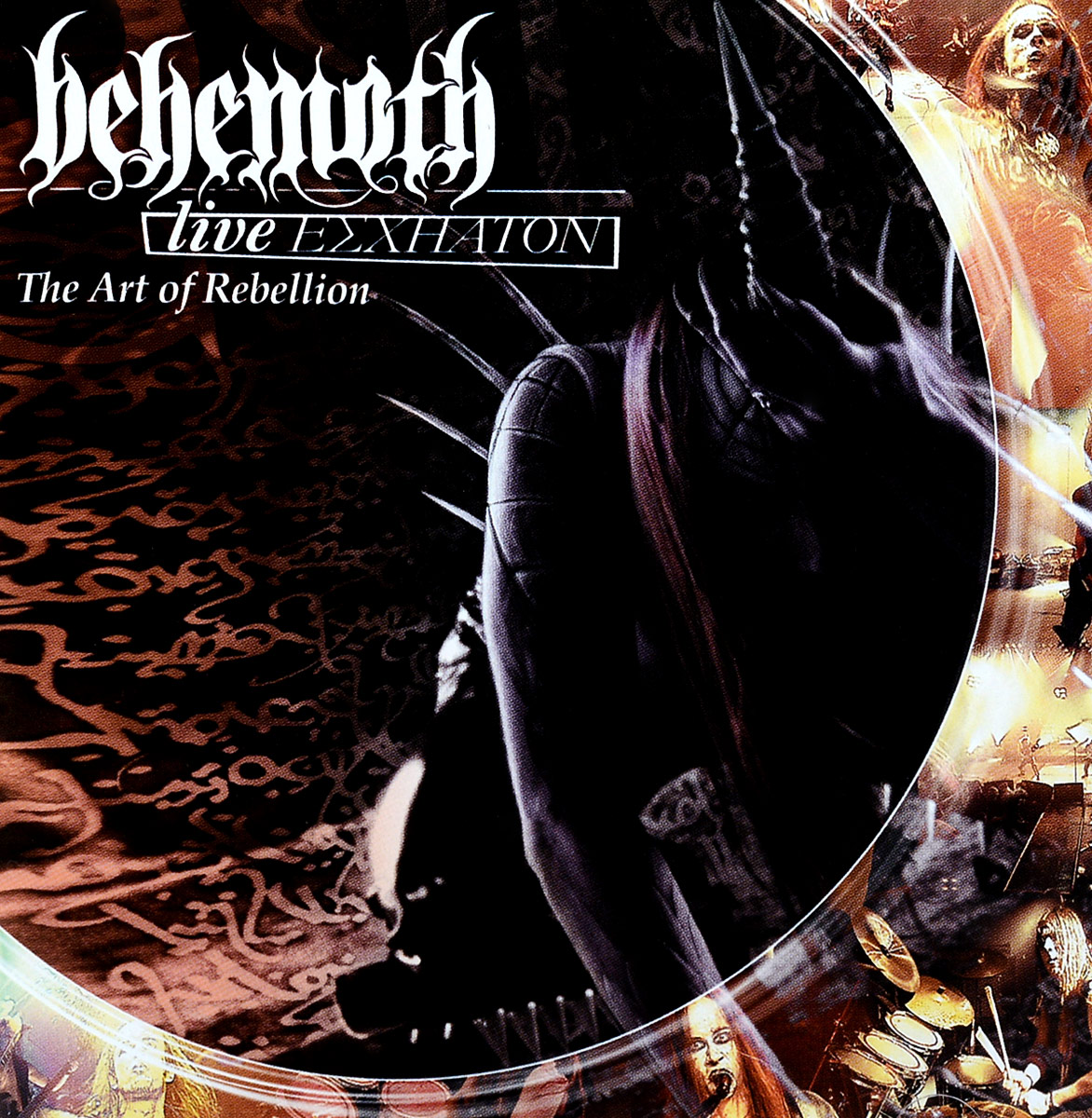 Behemoth Behemoth. Live Eschaton - The Art Of Rebellion nomadic state of mind® вьетнамки