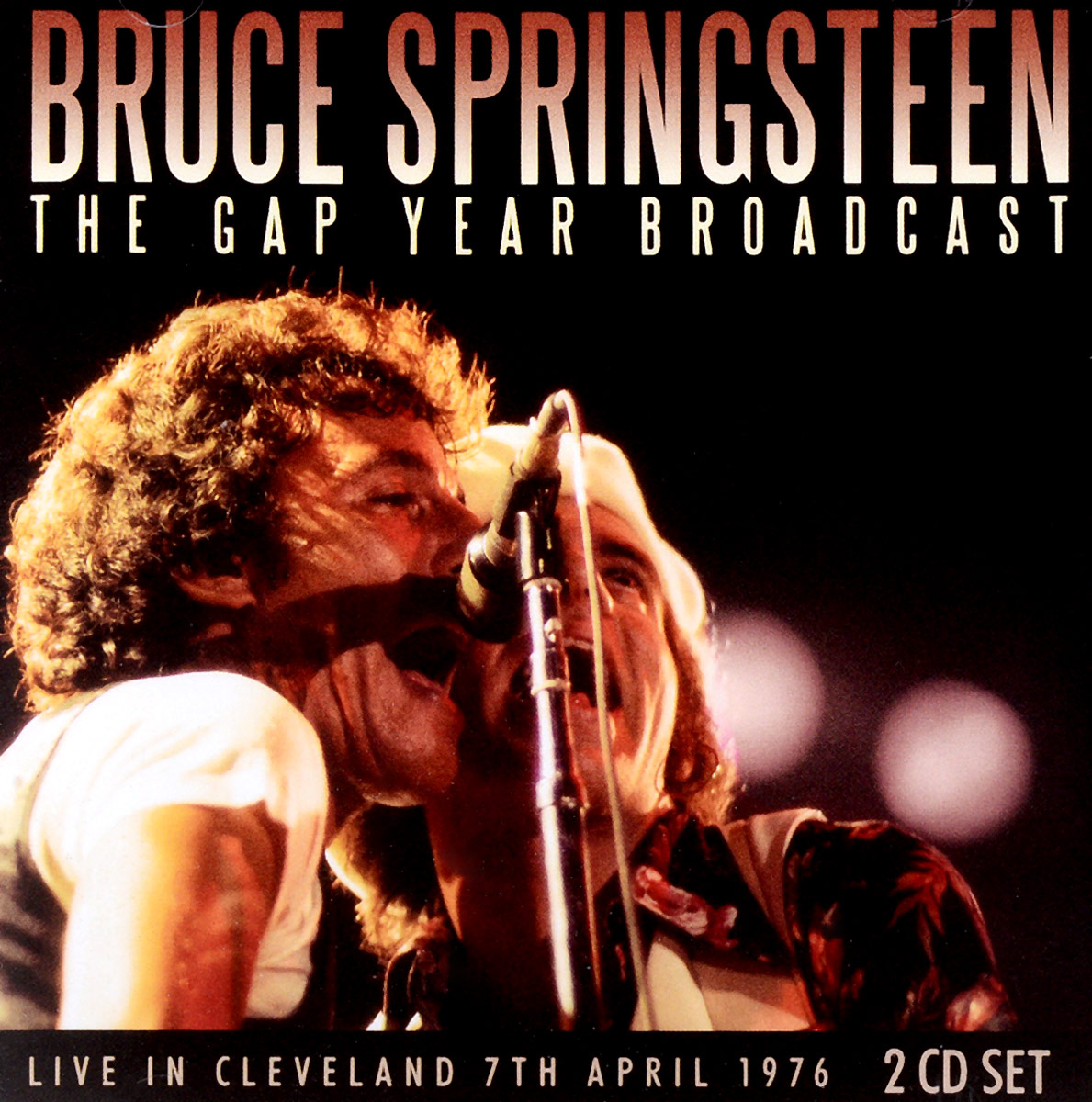 Брюс Спрингстин Bruce Springsteen. The Gap Year Broadcast (2 CD)
