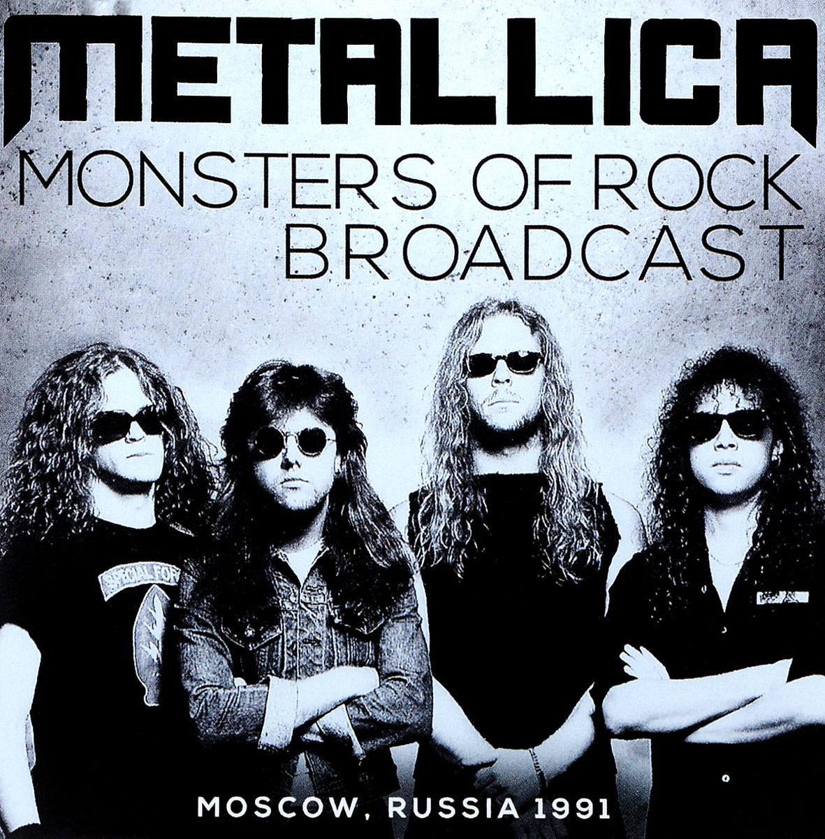 Metallica Metallica. Monsters Of Rock Broadcast (Moscow, Russia, 1991) рубашка insight osama bin smokin kool g khaki
