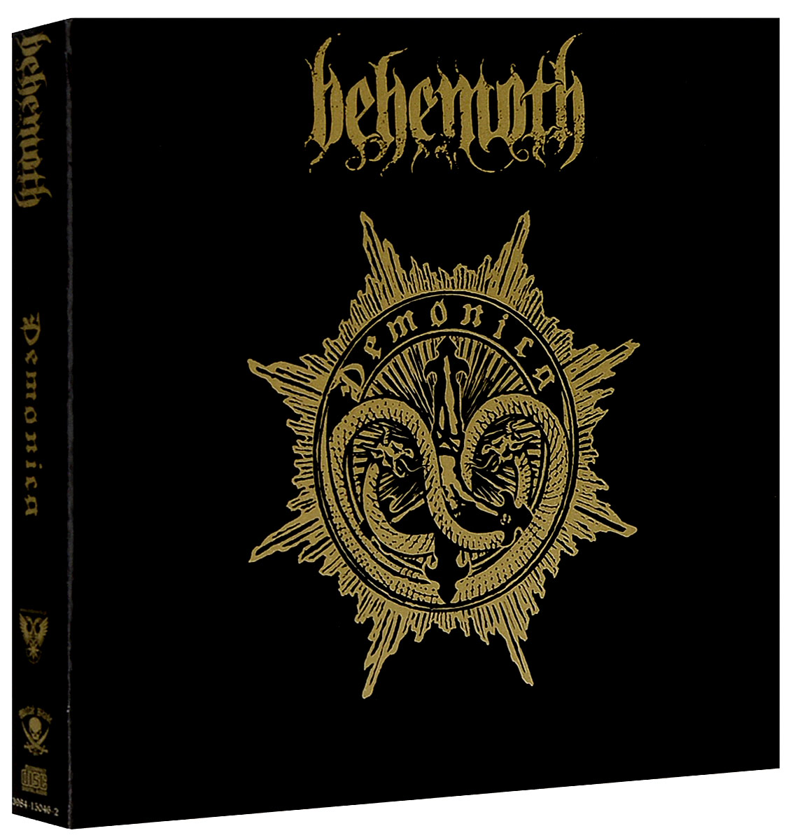 Behemoth Behemoth. Demonica (Re + Bonus) behemoth behemoth pandemonic incantations