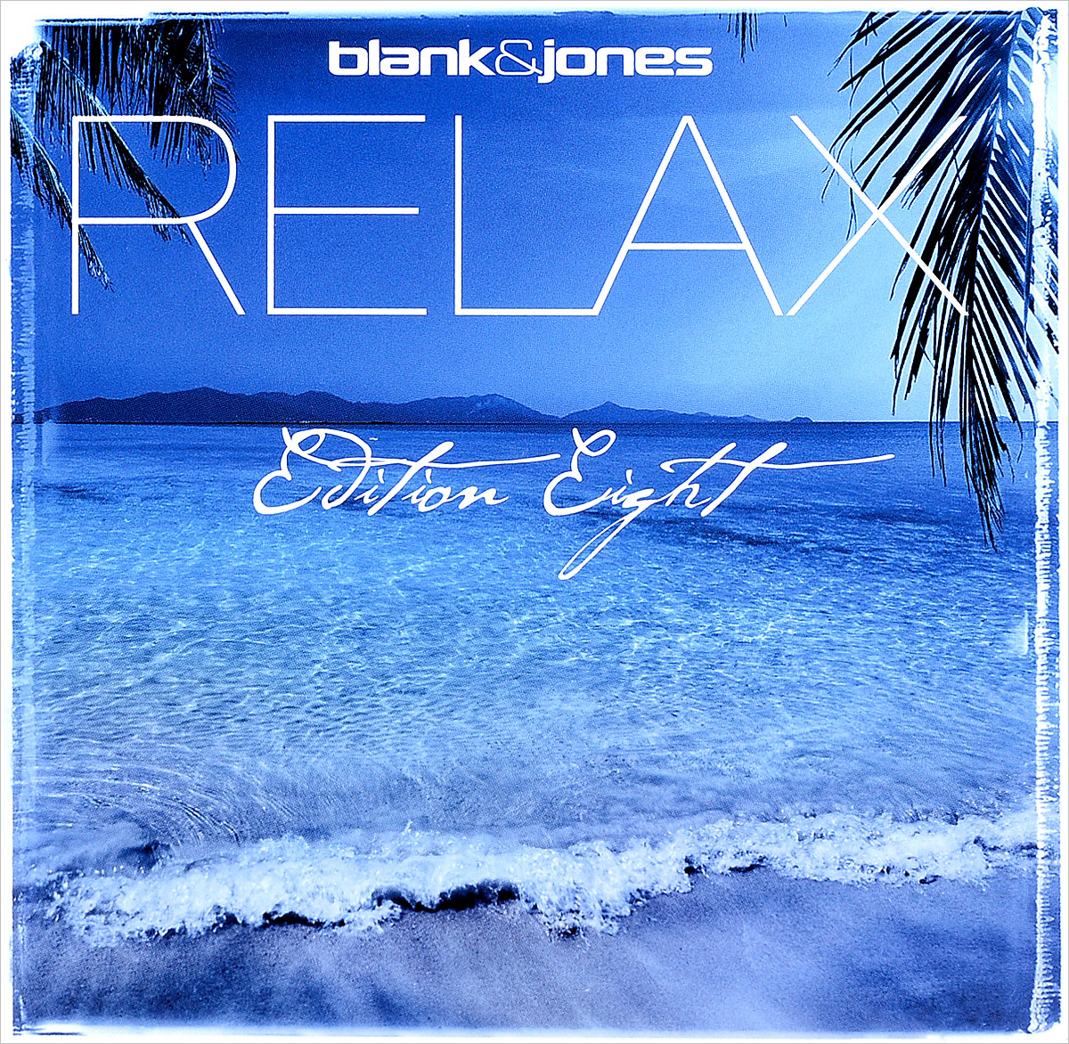 Zakazat.ru Blank & Jones. Relax Edition 8 (2 CD)