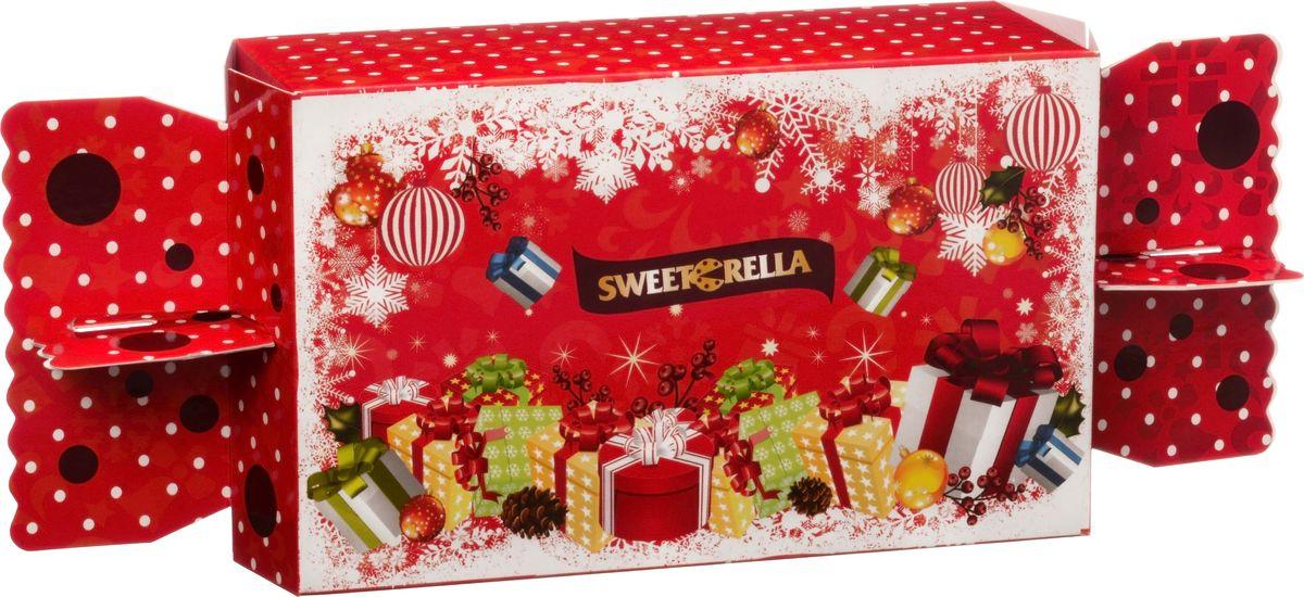 Sweeterella ассорти сладостей Конфетка, 160 г sweeterella набор сдобного печенья ассорти 710 г