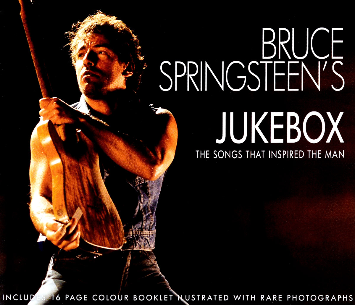 Брюс Спрингстин Bruce Springsteen's. Jukebox: The Songs That Inspired the Man adriatica часы adriatica 3146 521gq коллекция twin