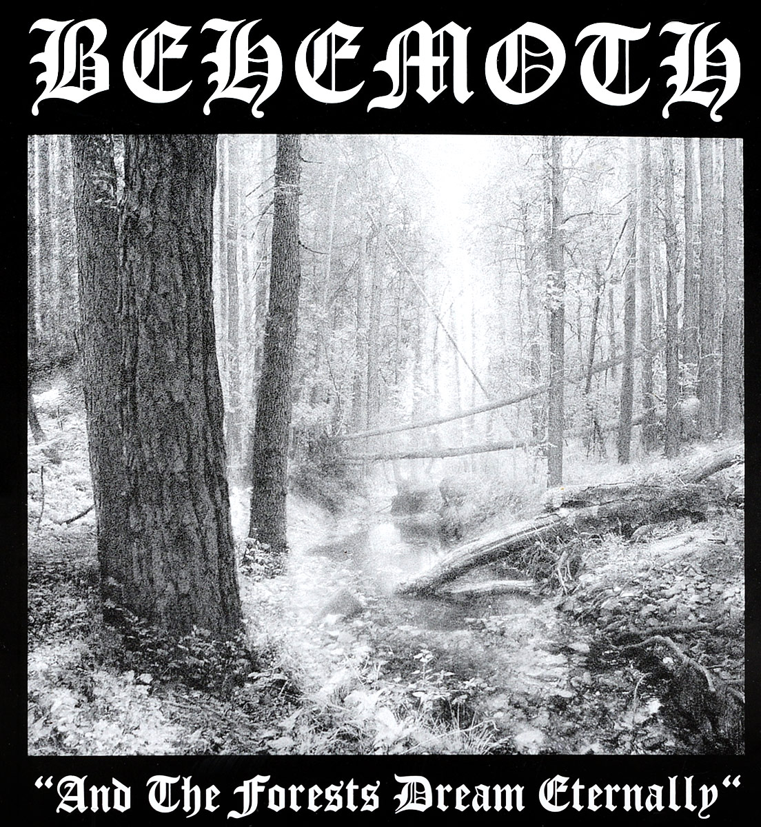 Behemoth Behemoth. And The Forest Dream Eternally the troubled mind