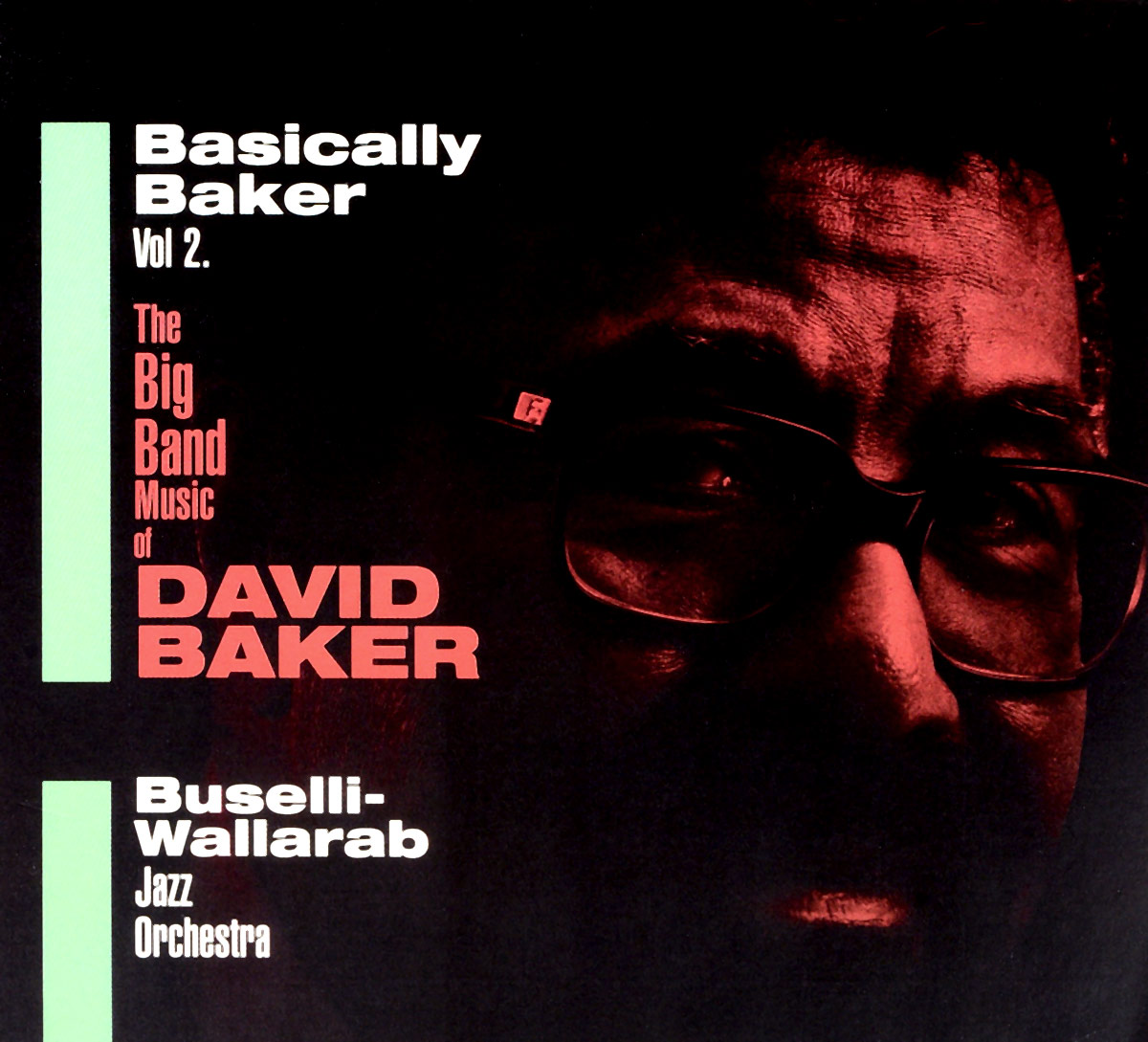 Buselli-Wallarab Jazz Orchestra. Basically Baker. Vol. 2 (2 CD) relaxation 2 cd