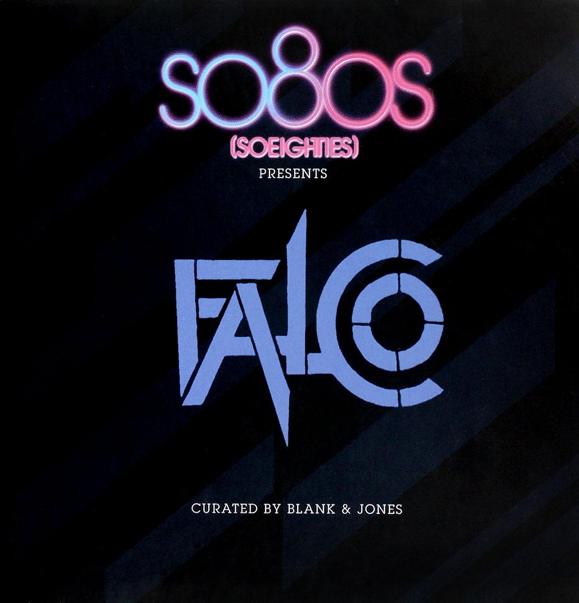 Blank & Jones  & . So 80' Presents Falco (2 CD)