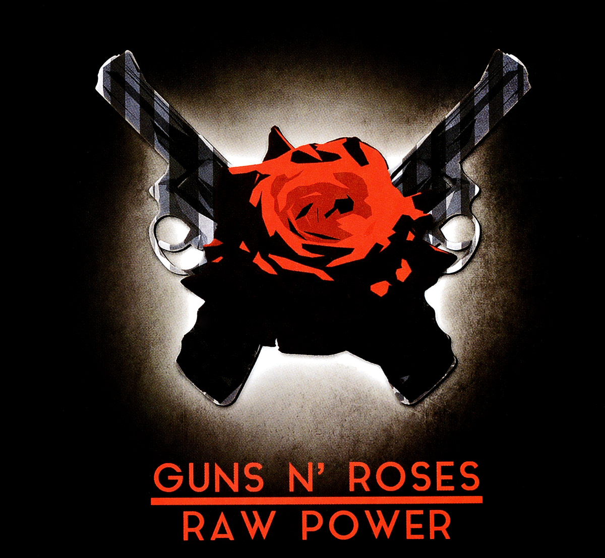 Guns N' Roses: Raw Power (DVD + 2 CD) metallica cunning stunts 2 dvd
