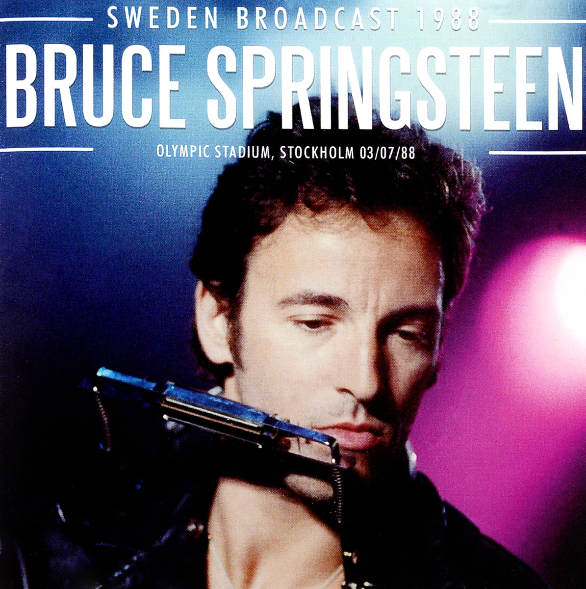 Брюс Спрингстин Bruce Springsteen. Sweden Broadcast 1988