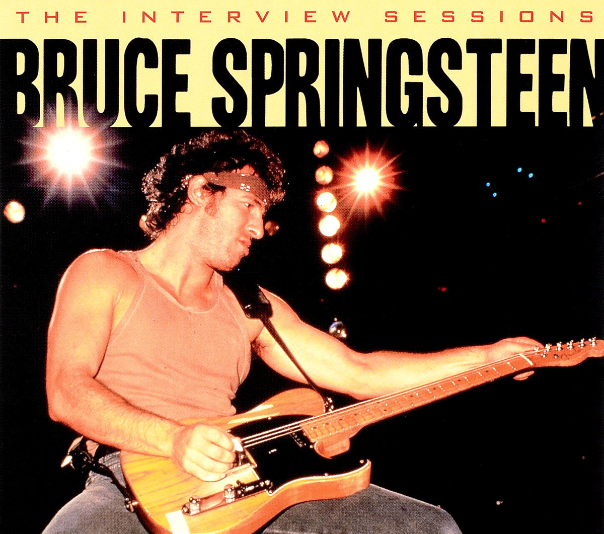 Брюс Спрингстин Bruce Springsteen. The Interview Sessions bruce springsteen live in dublin blu ray