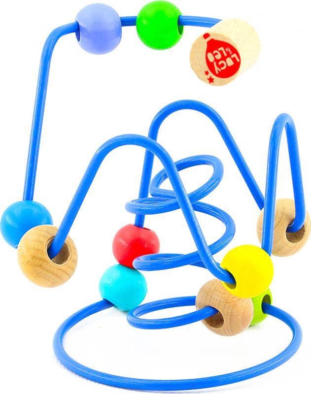 Игрушки из дерева Лабиринт №6 gf005 arts&amp crafts