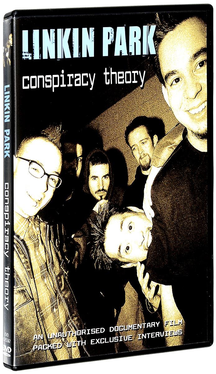 Linkin Park: Linkin Park-Conspiracy Theory рюкзак hype hype hy004burye35