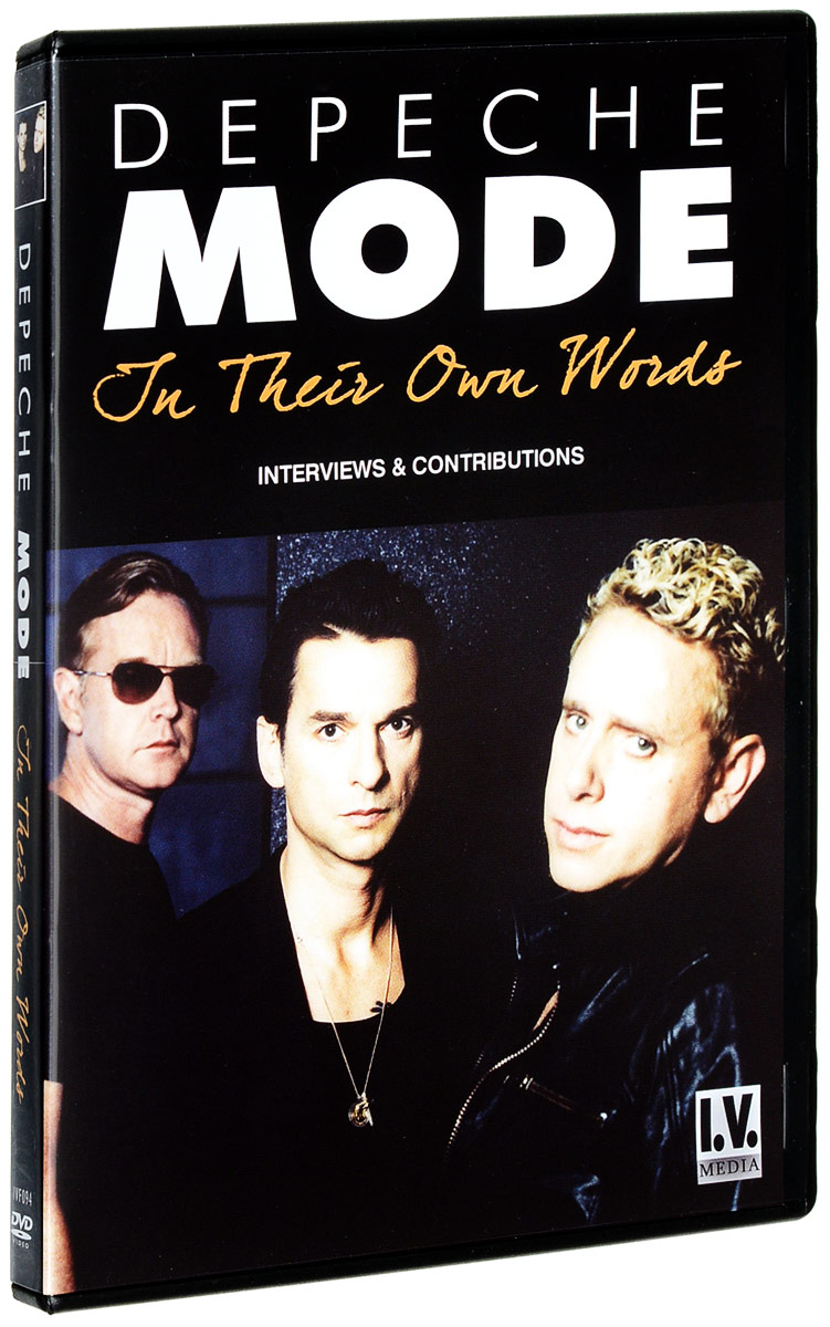 Depeche Mode: In Their Own Words - Interviews & Contributions bon jovi in their own words