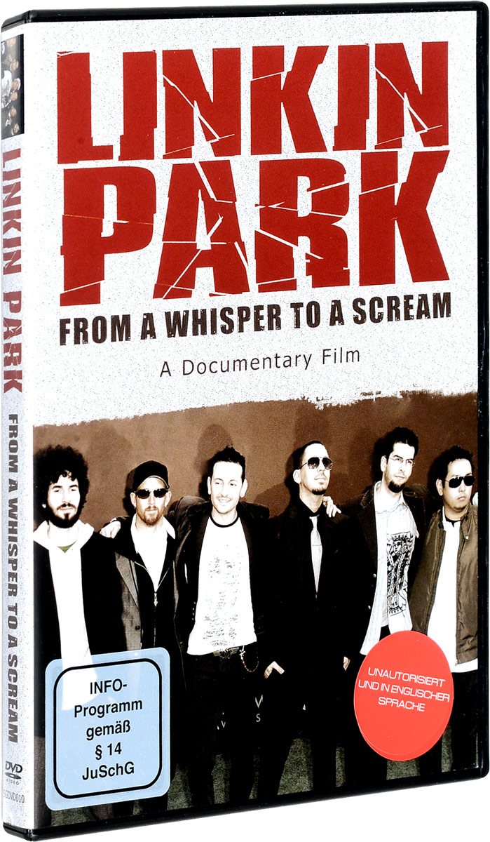 Linkin Park: From A Whisper To A Scream: A Documentary Film jestern a k a alberto novello from invisible to visible