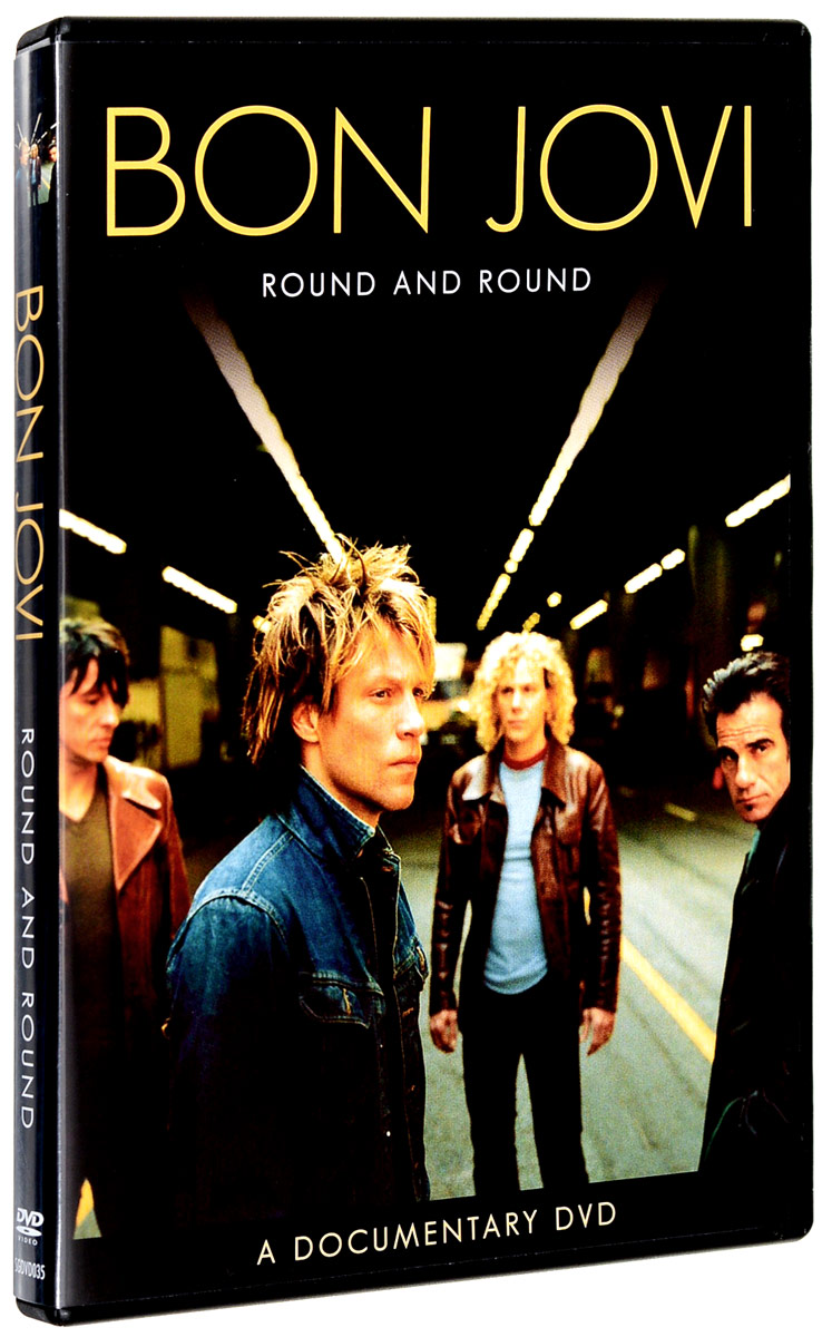 Bon Jovi: Round And Round bon jovi in their own words