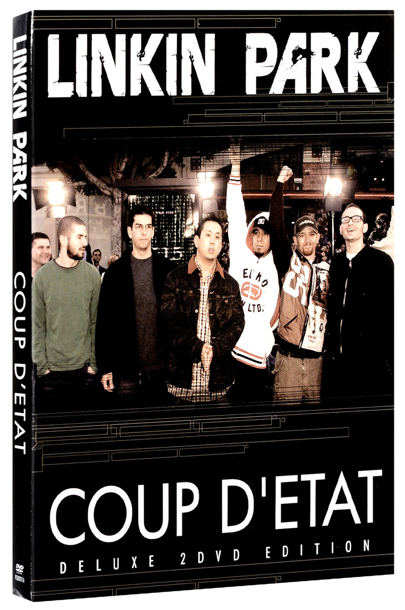 Linkin Park: Coup D'Etat: Deluxe Edition (2 DVD) catalog of teratogenic agents first edition