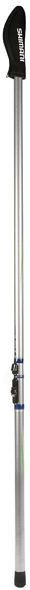 Удилище Shimano Alivio CX TE GT, 5-500, 4-20 гALCXTEGT550Alivio CX TE5 - телескопическое удилище начального уровня. Доступно в размерах 4, 5 и 6 метров, построено на карбоновом бланке XT30 + Geofibre, с кольцами Shimano Hardlite - идеальный выбор для рыбаков, ищущих надежное удилище за небольшую стоимость. Тест от 4 до 20 г.