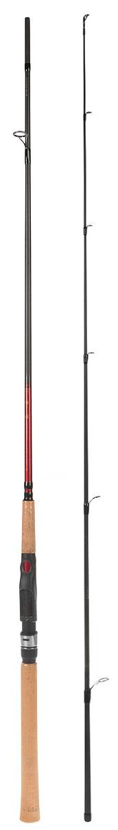 Удилище Shimano Catana DX Spinning, 210MHSCATDX21MHОригинальная серия удилищ Catana Spinning получает общее обновление всех 23 моделей представлением нового удилища Catana DX. Удилища имеют катушкодержатели Vibra Spot и легкодоступные держатели крючков. Двухсекционная серия сделана на бланках T30/40+Geo Fibre и начинается со сверхлегкой модели 165, а заканчивается версией длиной 300. Все модели представлены в классах M, MH,H и XH.