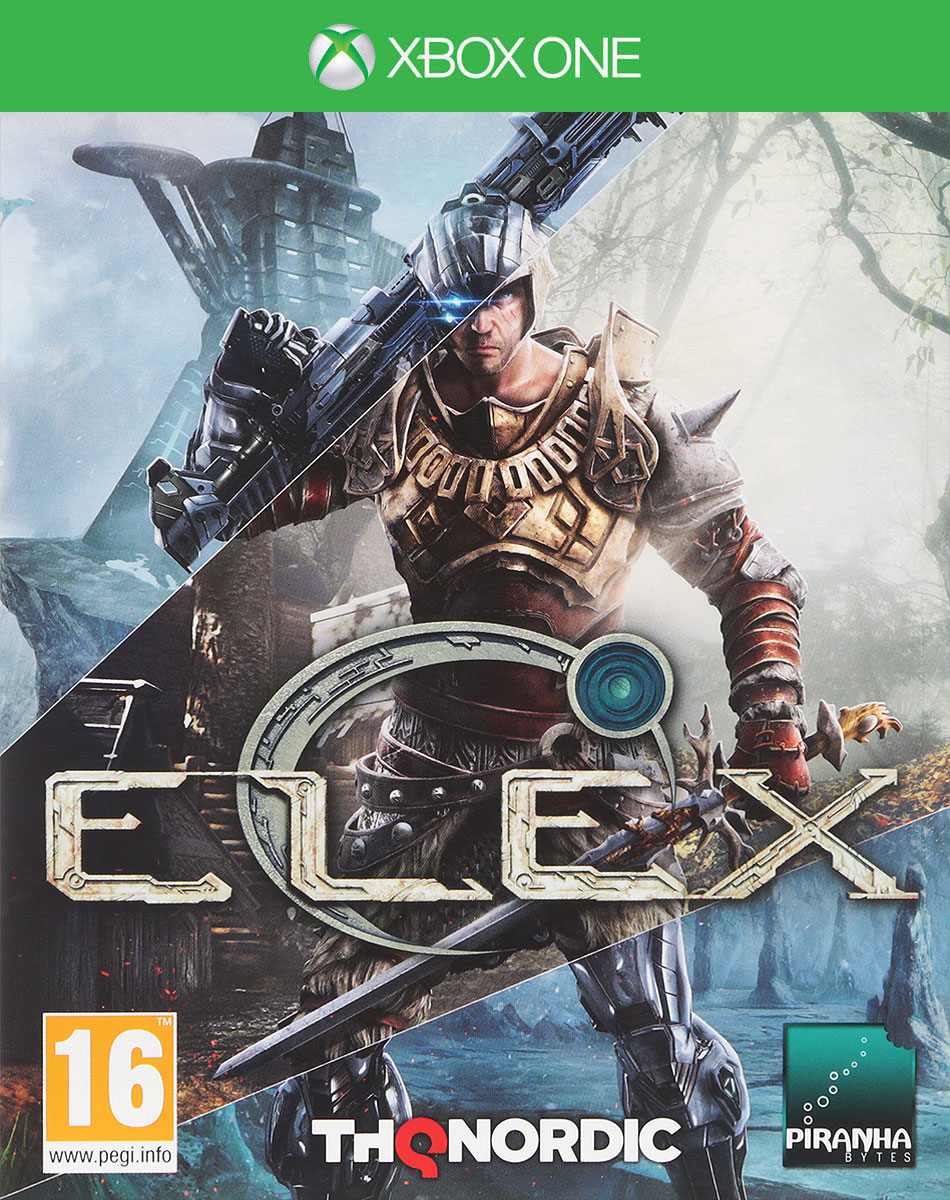 ELEX (Xbox One) elex [ps4]