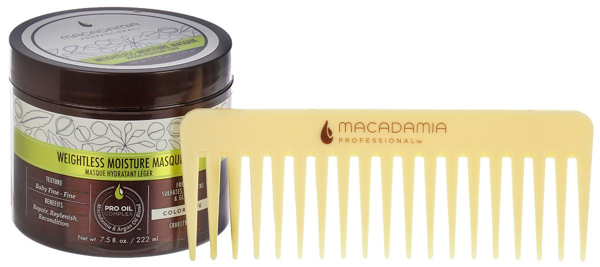 Macadamia НаборУвлажнение и уход для тонких волос600158Укрепляет и защищает от дальнейших повреждений. Обеспечивает длительное кондиционирование. Не утяжеляет тонкие волосы. PRO OIL COMPLEX и масло грецкого ореха обеспечивают гладкость, защиту от пушистости и спутывания.