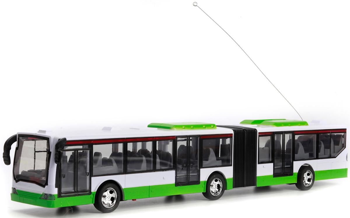 Играем вместе Автобус городской на радиоуправлении проездные на автобус где в москве