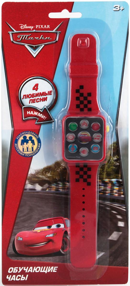Умка Обучающие часы Disney Тачки тачки из мультфильма тачки купить