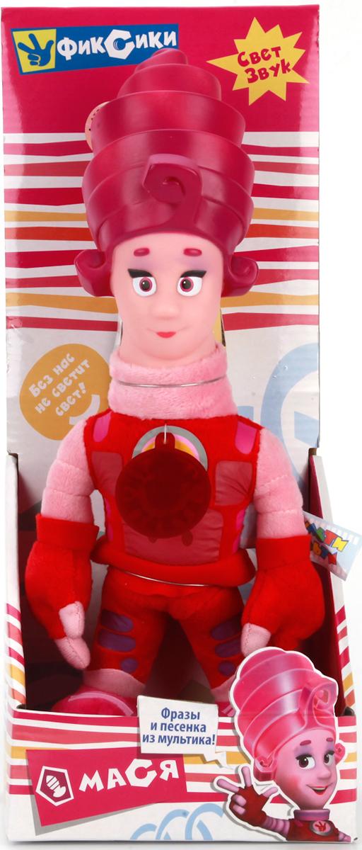 Мульти-Пульти Мягкая озвученная игрушка Фиксики Мася 29 см - Мягкие игрушки