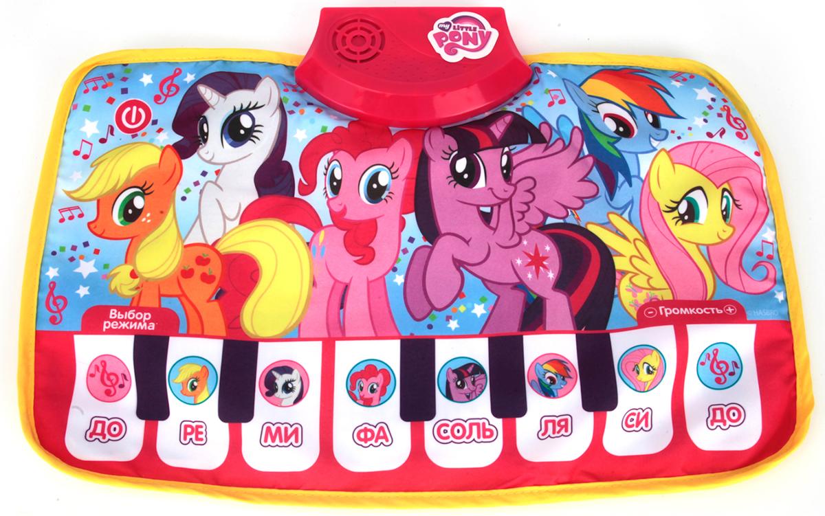 Умка Музыкальный коврик-пианино My Little Pony банкетку для пианино в новокузнецке