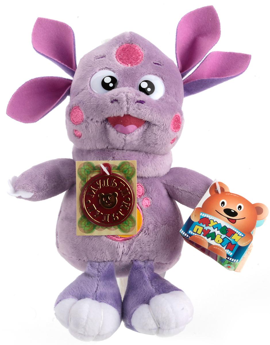 Мульти-Пульти Мягкая игрушка Лунтик 16 см мягкие игрушки мульти пульти мягкая игрушка лунтик