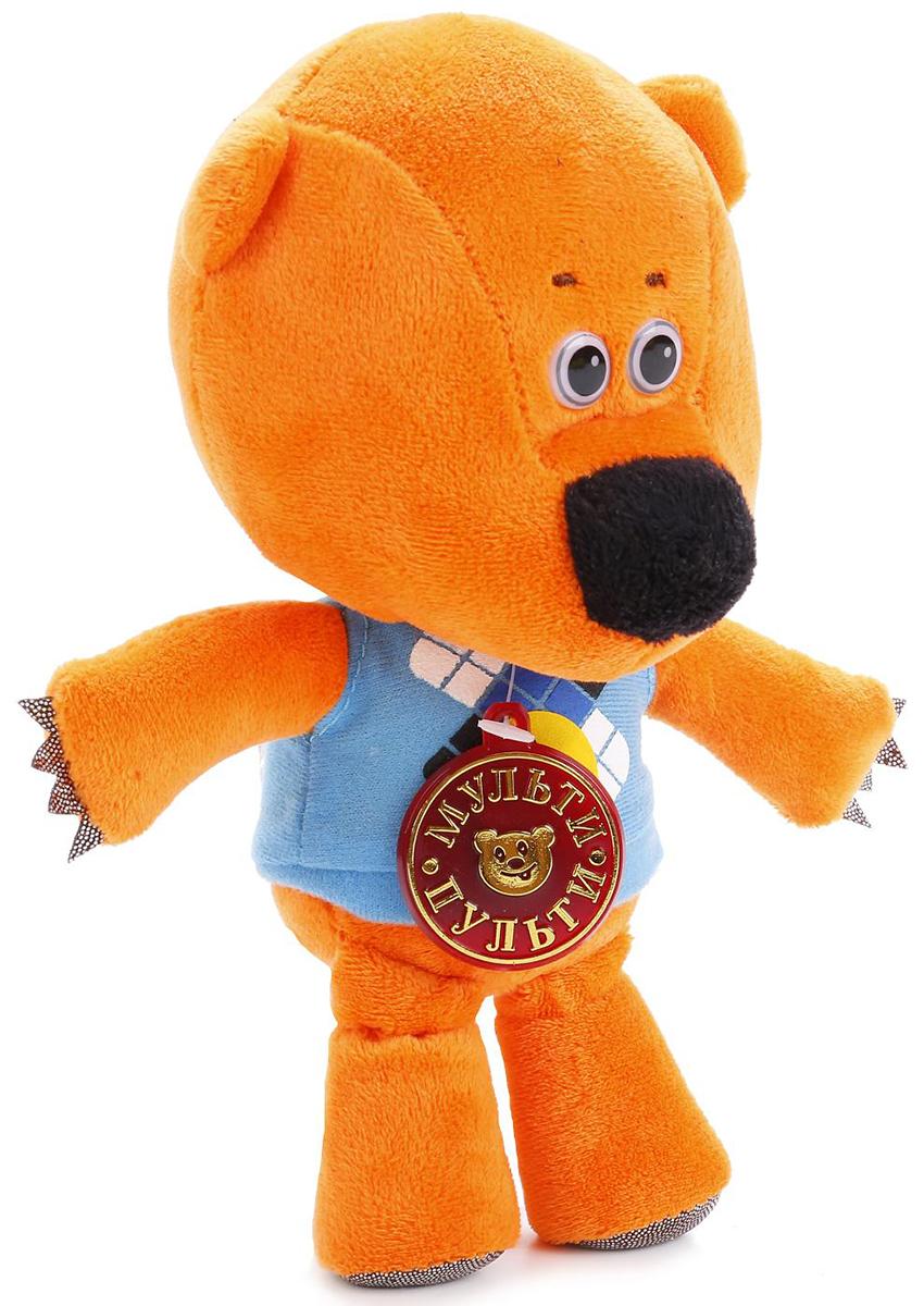 Мульти-Пульти Мягкая озвученная игрушка Медвежонок Кешка 20 см - Мягкие игрушки