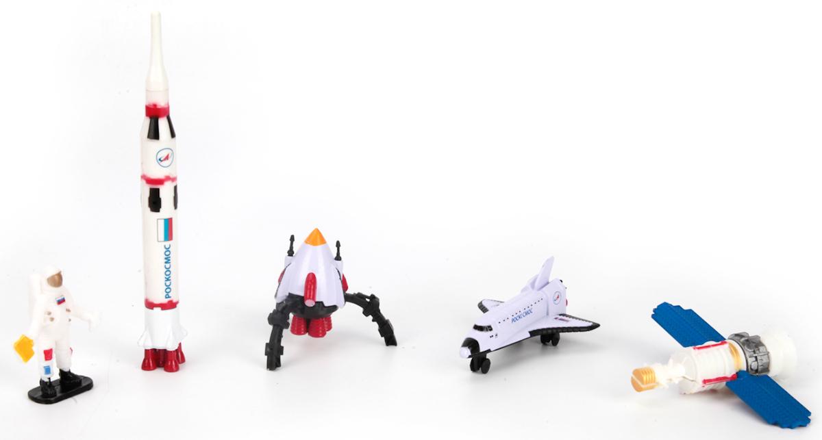 ТехноПарк Набор Космос 5 предметов