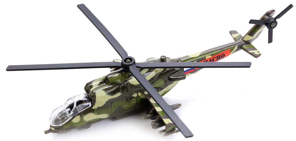 ТехноПарк Модель вертолета Ми-24
