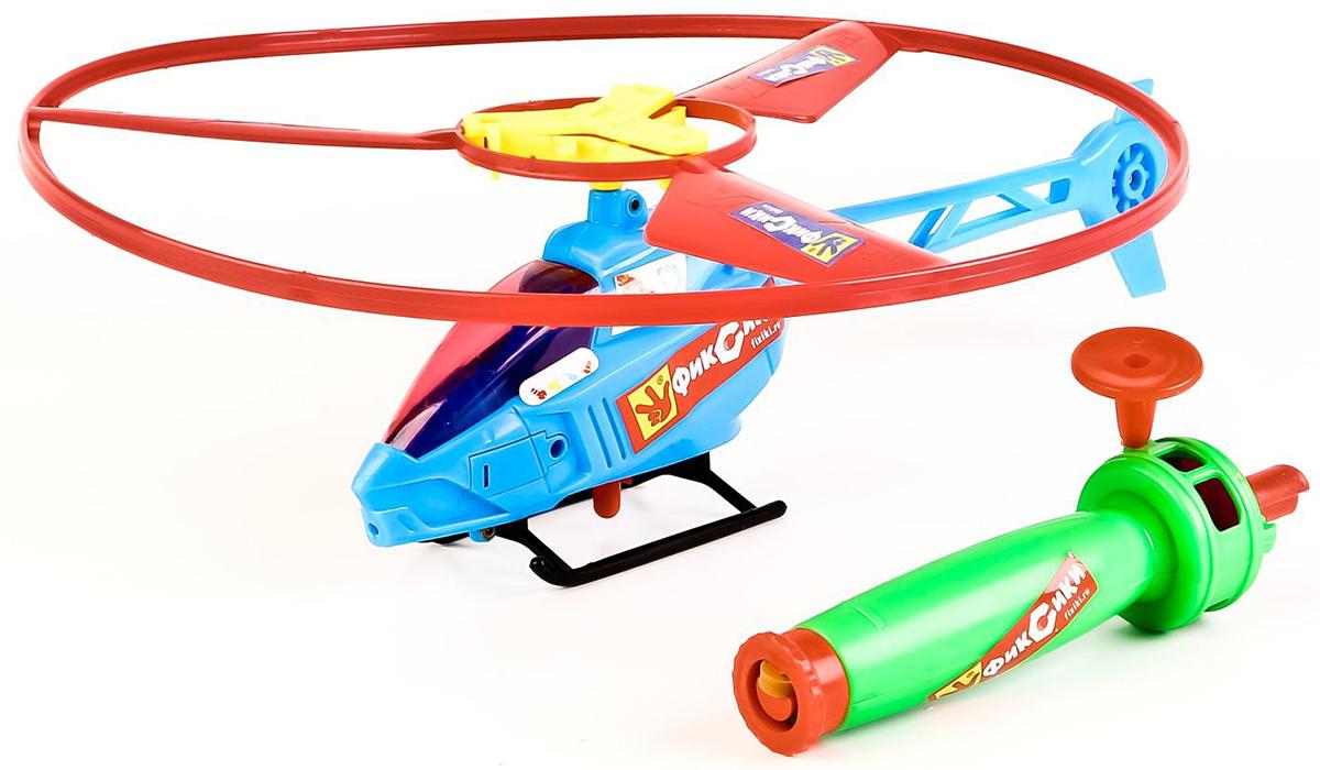 Играем вместе Вертолет Фиксики