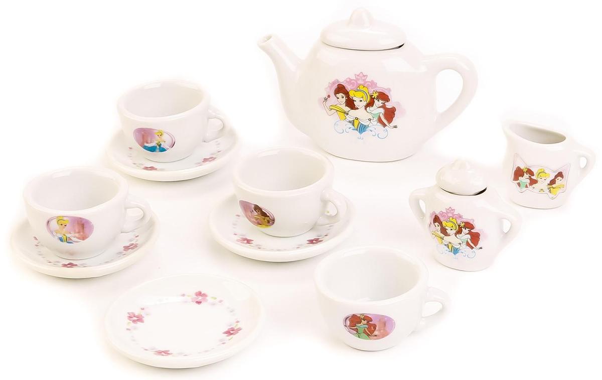 Играем вместе Набор посуды 11 предметов играем вместе игрушка пластм набор посуды принцессы дисней 14 предметов играем вместе