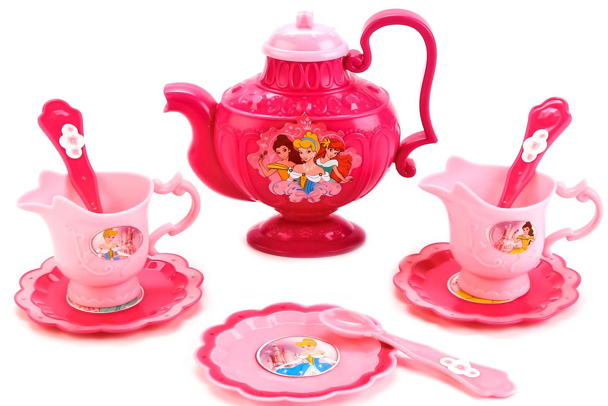 Играем вместе Набор посуды 9 предметов играем вместе игрушка пластм набор посуды принцессы дисней 14 предметов играем вместе